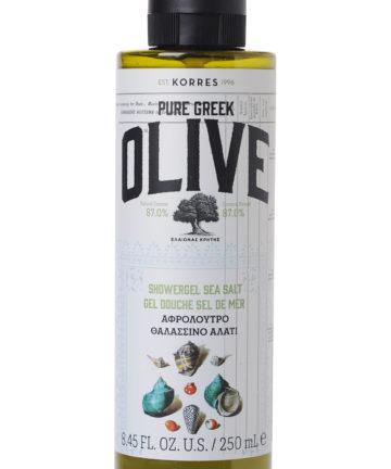 KORRES KORRES Olive & Sea Salt Duschgel